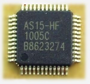 INTEGRATO CHIP MICRO AS15-HF AS15HF