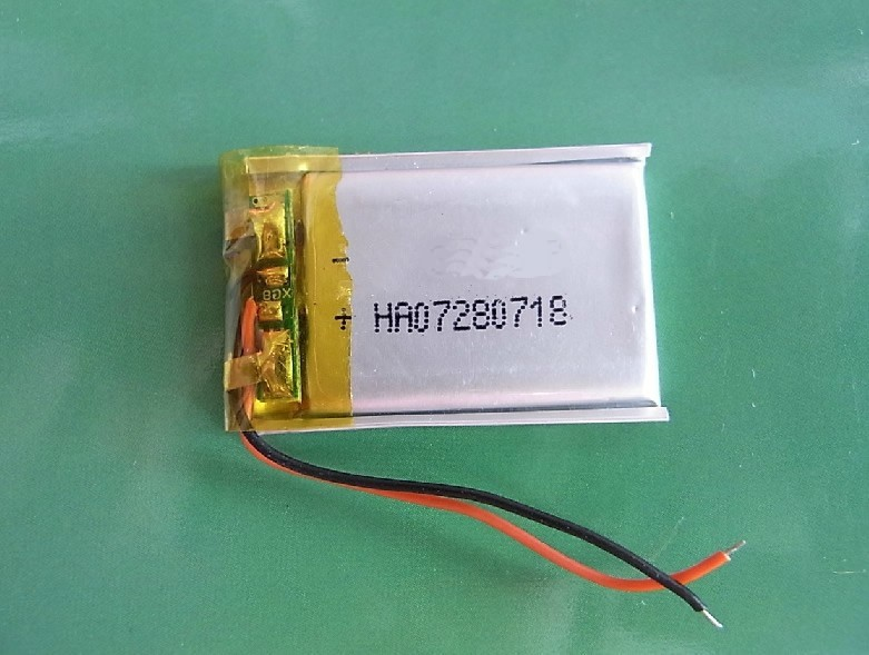 BATTERIA COMPATIBILE MUSTEK 3.7V 110MAH 041119 LITHIUM POL
